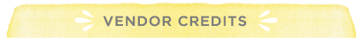 Vendor Credit