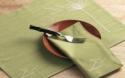 harvest table linens