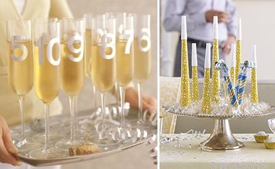 Champagne Toast Countdown