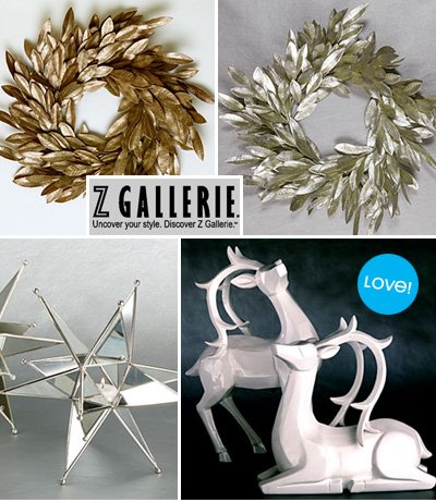 z gallerie holiday