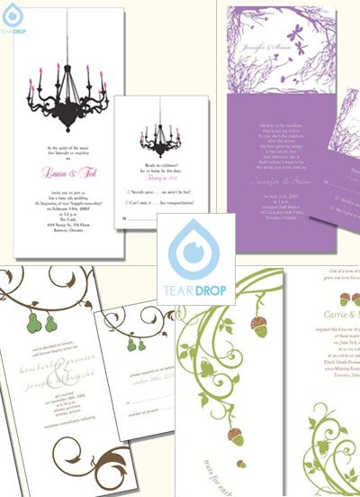 Teardrop Weddings