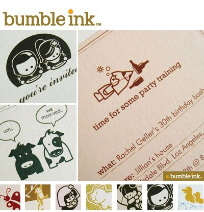 Bumble Ink