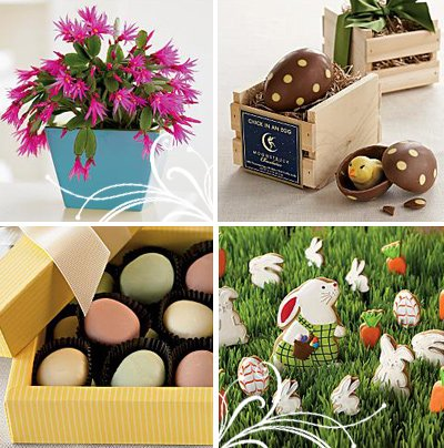 Easter treats from Red Envelope