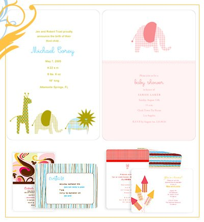 Annabella Custom Invitations