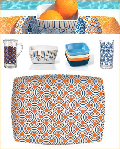 Jonathan Adler - Melamine Dishes