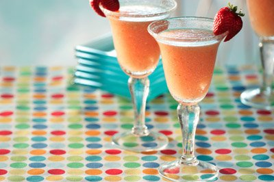 Stawberry Pear Daquiri