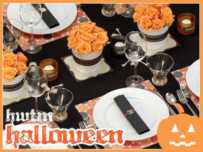Hostess with the Mostess™ Halloween party ideas