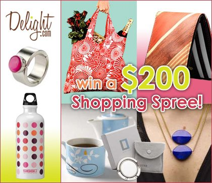 delight.com sweepstakes