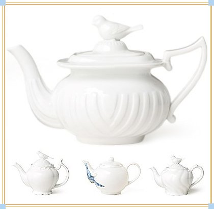Hostess with the Mostess™ - Fabulous Finds for Contemporary Entertaining :  home teapots ceramic pottery