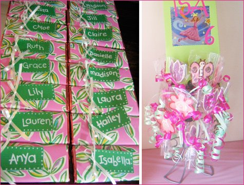 fairy birthday party theme