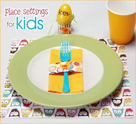 Easter kids table ideas  sc 1 st  HWTM.com & Budget-Friendly Easter Kids Table Ideas // Hostess with the Mostess®