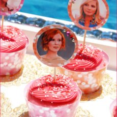 Sex and the City Cosmopolitan Cupcake Recipe