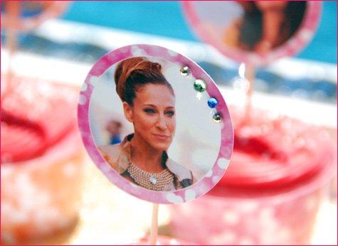 Sex and the City Cosmopolitan Cupcake Recipe