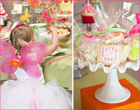 fairy birthday party ideas