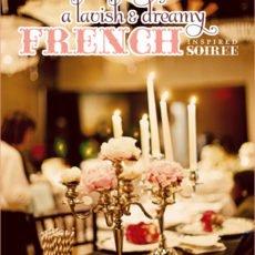 French Circus Baby Bridal Shower Wedding Ideas