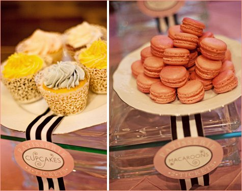 French Circus Baby Bridal Shower Wedding Ideas