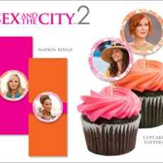 Sex and the City 2 Party Ideas