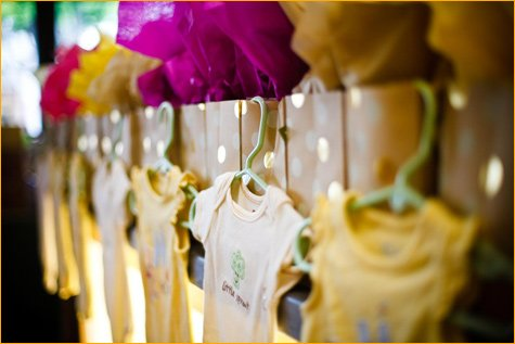 Winnie the Pooh baby shower theme ideas