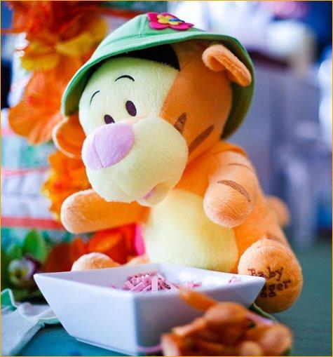 Winnie the Pooh baby shower theme ideas