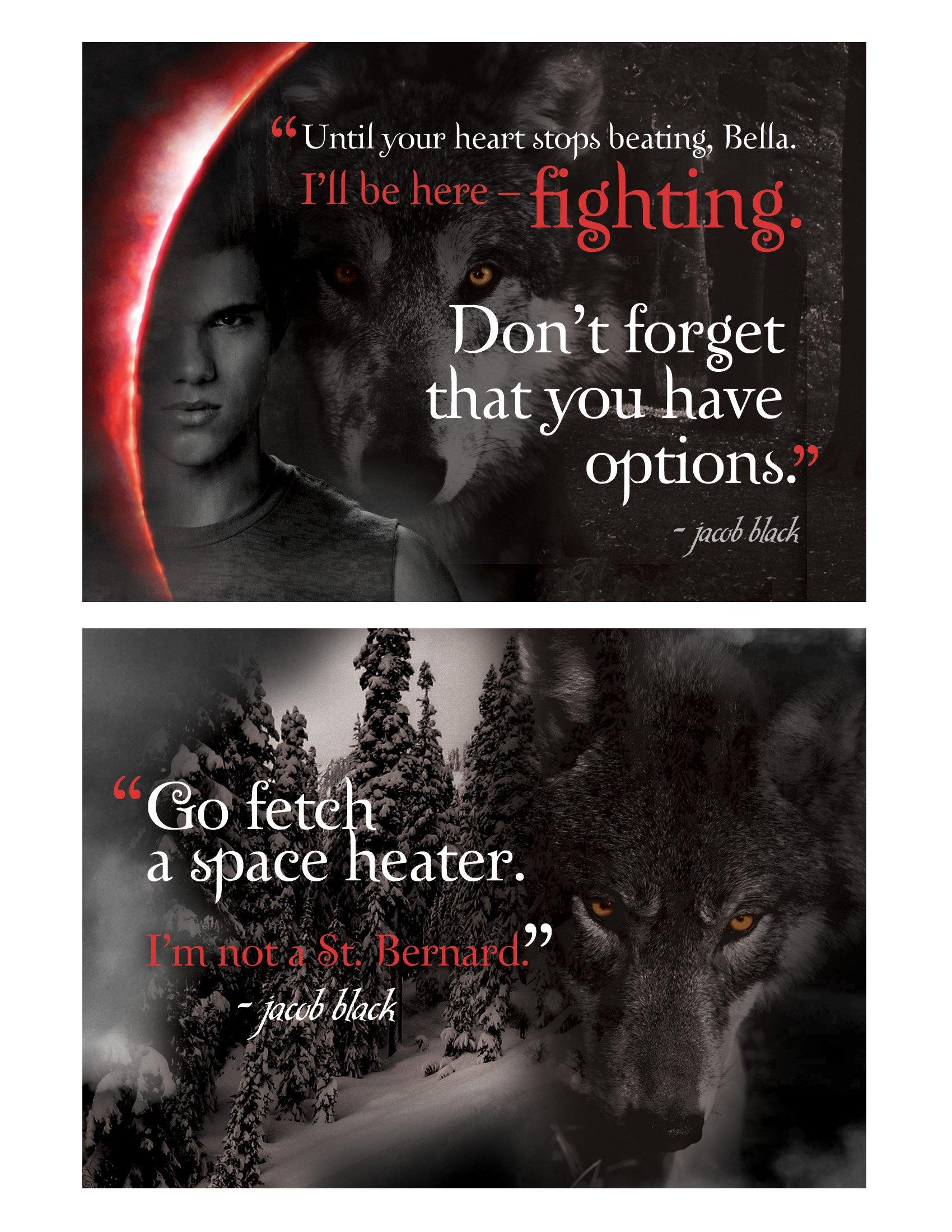 Free Printables: Eclipse Part 1 – Movie Quotes {Twilight ...