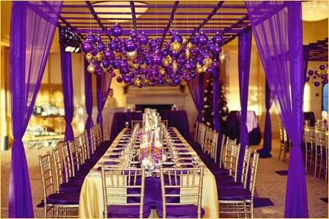 LA Lakers Birthday Party Theme