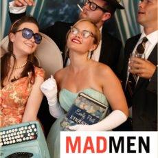 Mad Men Birthday Party Ideas