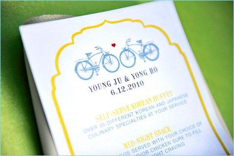 colorful summer wedding ideas