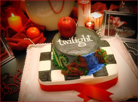 Twilight movie party ideas