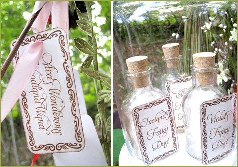 woodland fairy birthday party ideas