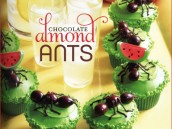 Summer Party Ant Cupcakes