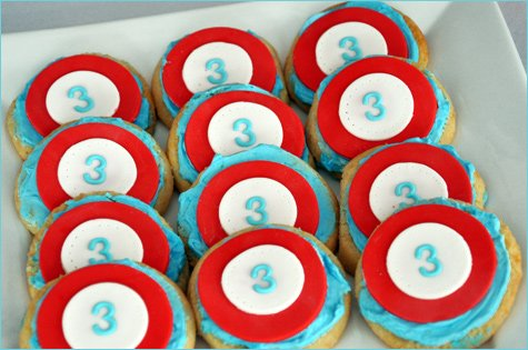 train themed birthday party ideas