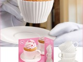 cupcake hostess gift idea