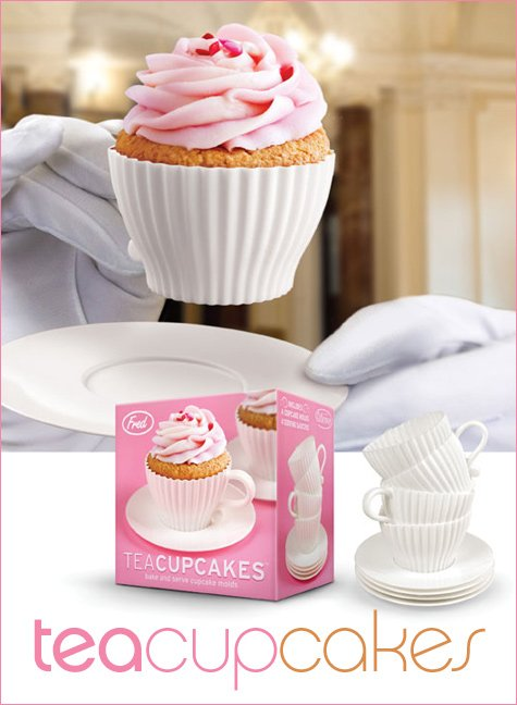 cupcake hostess gift idea