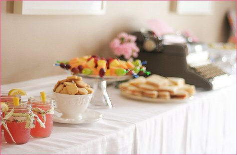 Vintage Tea Party Birthday Ideas