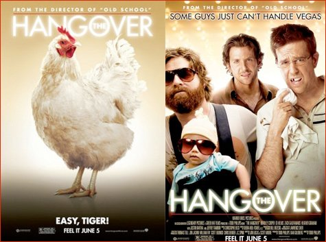 Hangover Movie Party Theme