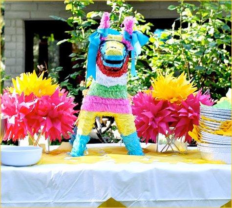 Fiesta Birthday Party Ideas