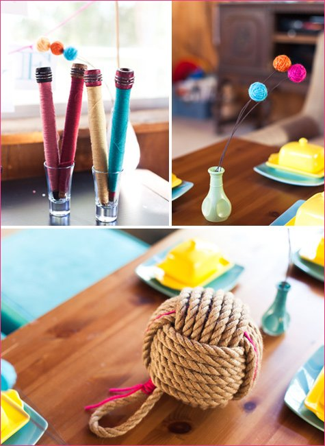 Tie the Knot Bridal Shower Ideas