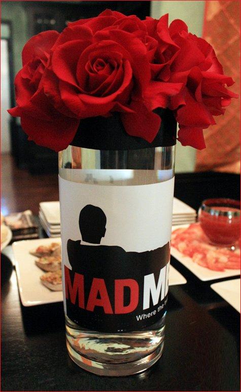 Mad Men party ideas