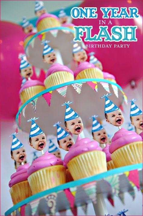 Creative First Birthday Party Ideas This One Year Old