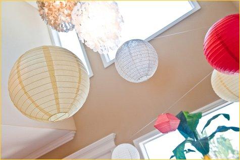 sunshine and love bridal shower ideas