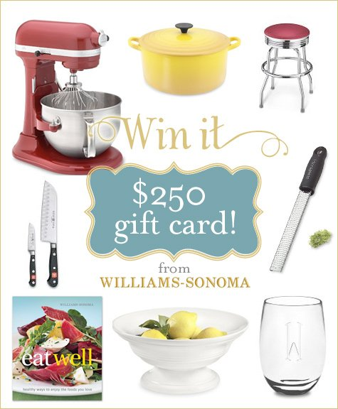 Williams-Sonoma Bridal Registry