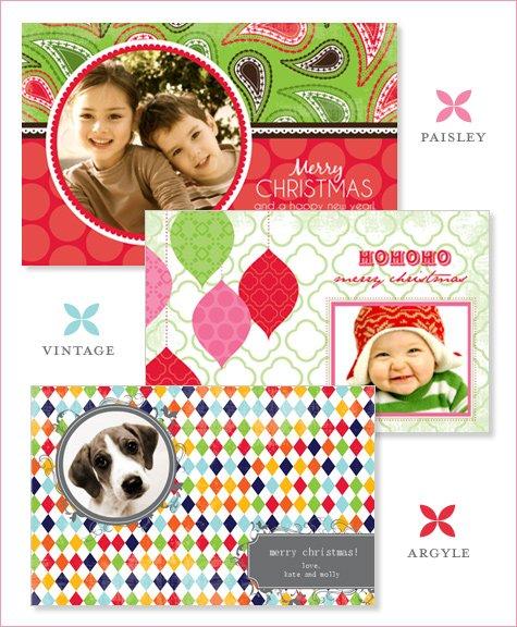 modern holiday card designs