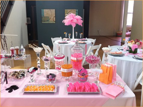 hollywood bridal shower theme ideas