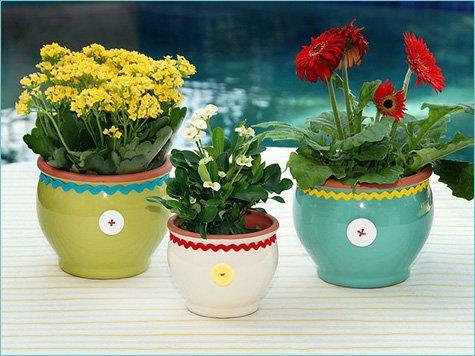 Modern Garden Baby Shower Ideas