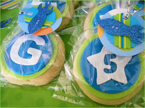 Rockets and Aliens birthday party ideas