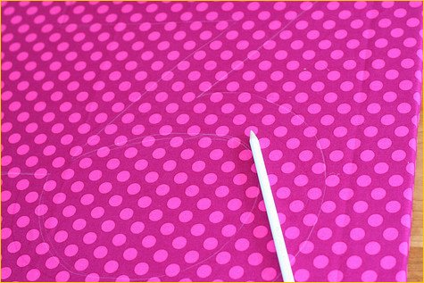 DIY Tissue Paper Birthday Sign Tutorial
