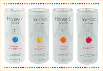 Hansen's Sparkling Sleek