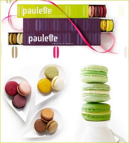 Paulette Macaroons