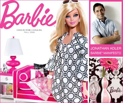 Barbie Jonathan Adler Collection