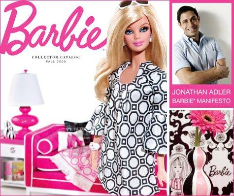 Barbie Jonathan Adler Collection